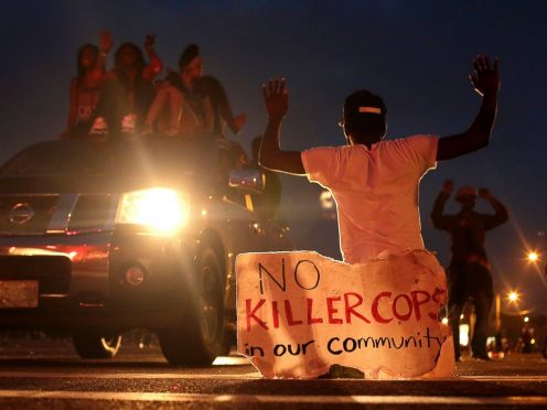 A Few Thoughts on Ferguson