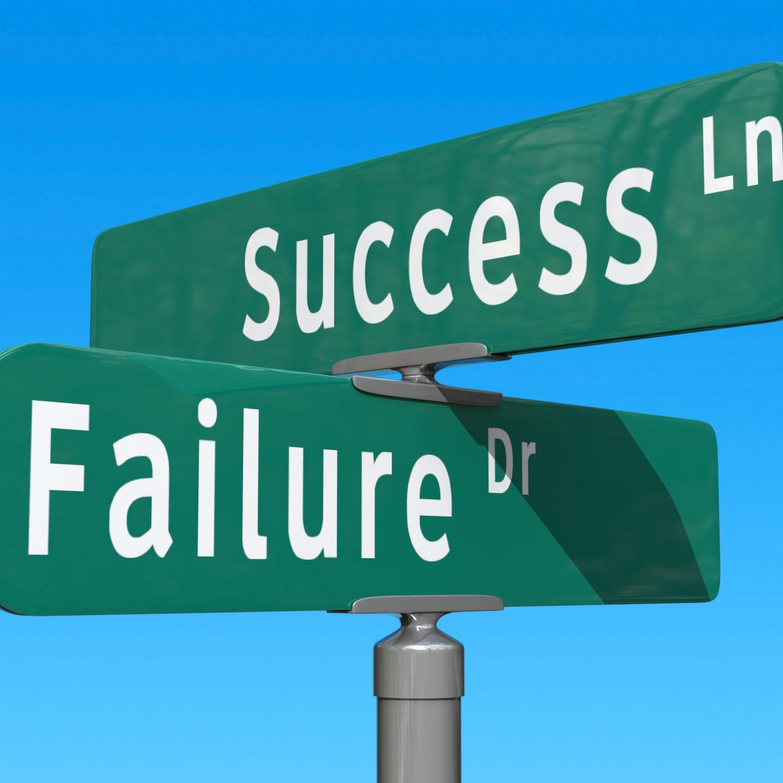 The Edge of Failure