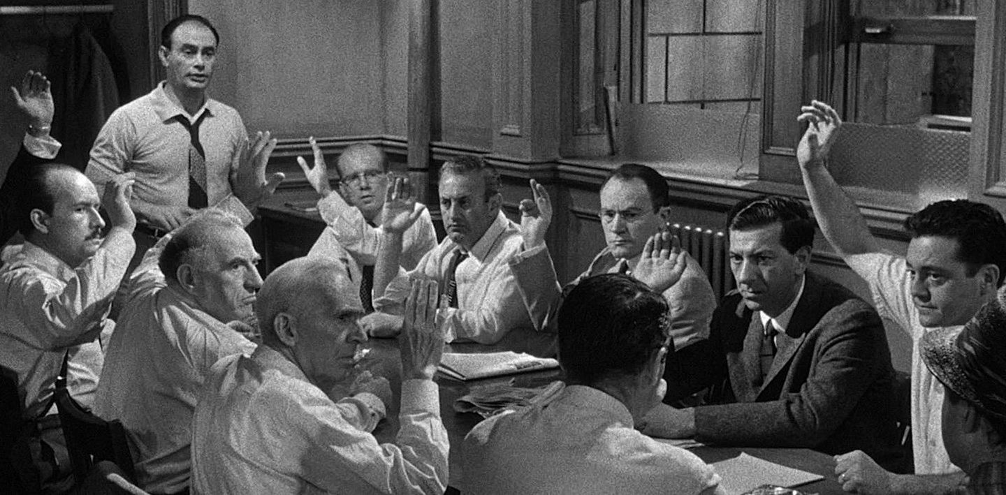 12 Angry Men: A Message of Kindness?