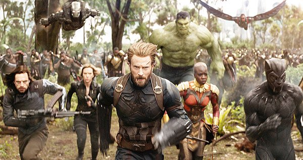 Ten Random Facts: Avengers