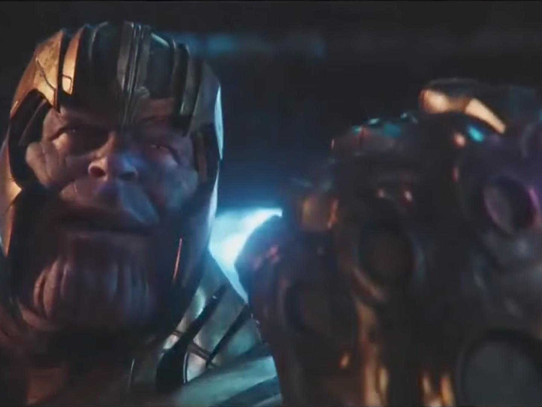 One Marvelous Scene: Enter Thanos